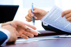 Causales de termino de contrato de trabajo