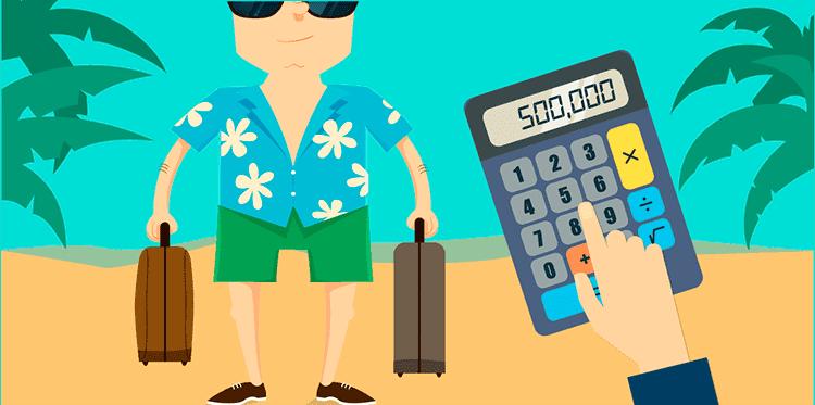 Cómo calcular vacaciones progresivas