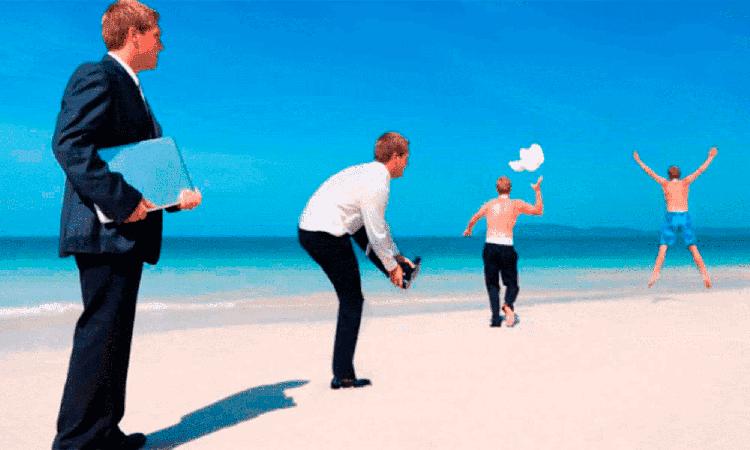 Cómo funcionan las vacaciones progresivas