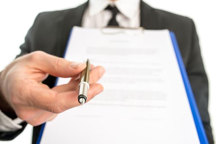 Cómo se modifica un contrato unilateral