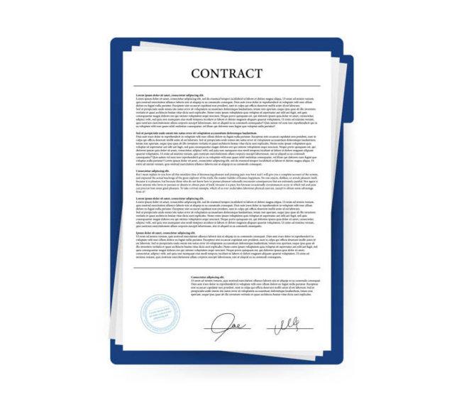 Qué es el contrato de trabajo