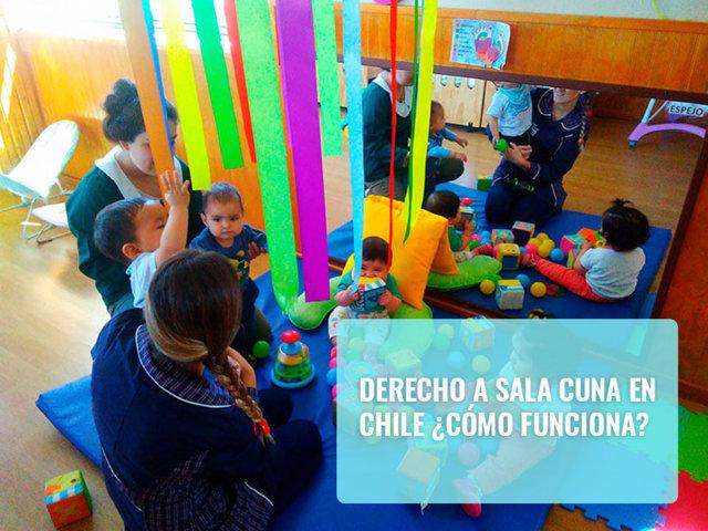 Derecho a sala cuna en Chile