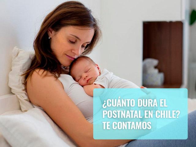 Cuánto dura el postnatal en Chile