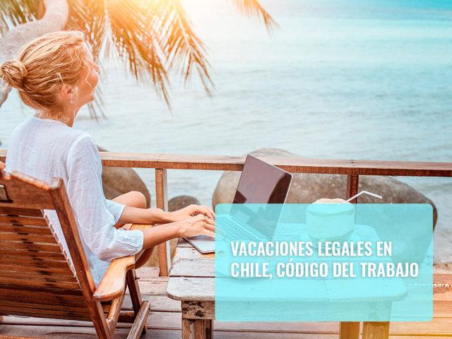 Vacaciones legales en Chile